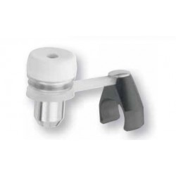 tuba(kr?tka) z klipsem 11mm - 5,5mm, metalowa