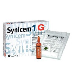 Cement kostny Synicem 1G 40g z antybiotykiem