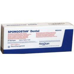 opatrunek dentystyczny hemostatyczny 1x1x1cm - ?elatynowy, Spongostan Dental