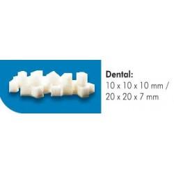 opatrunek dentystyczny hemostatyczny 1x1x1cm - ?elatynowy, Scrofalon Dental