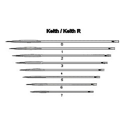 ig?a chirurgiczna Keith prosta tn?ca, f.06